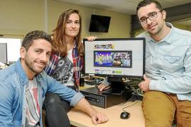 Tres jóvenes impulsan una web para ayudar a los trabajadores de Eivissa