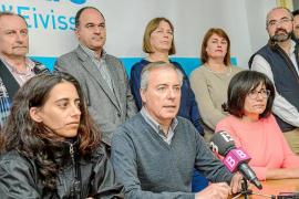 Serra encabezará de nuevo la lista electoral del PP al Consell d'Eivissa