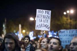 """Tausende Spanier protestieren gegen """"Gesetz für die Sicherheit der Bürger"""""""