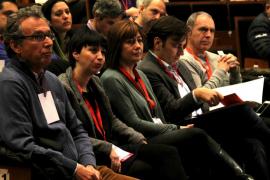 Armengol: «El PSIB busca soluciones mientras el PP trata de tapar su corrupción»