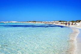 Ses Illetes de Formentera, reconocida como una de las mejores playas del mundo