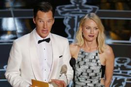Cumberbatch y Watts