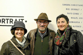 Pintores y fotógrafos se unen en Fran Reus