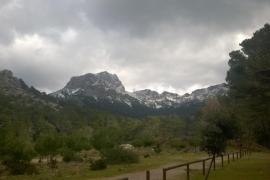 Un nuevo temporal de nieve y viento afectará a la Península y Balears