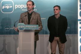 Bauzá afirma que el PP no llevará nada en el programa que no pueda cumplir