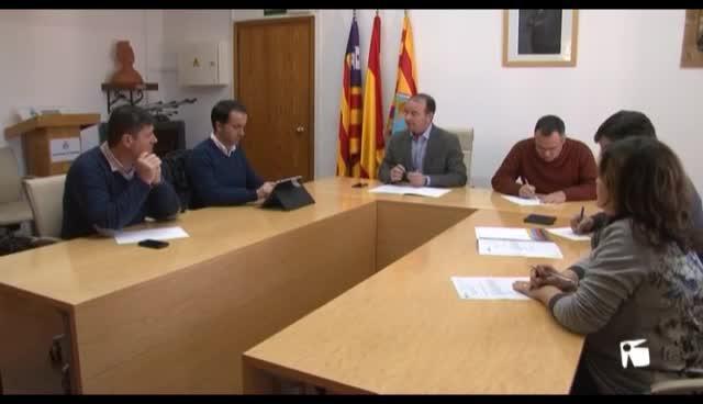 Los partidos de Formentera harán frente común para limitar la entrada de vehículos en la isla