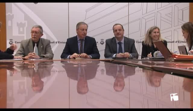 VÍDEO: El Comité de Rutas de Eivissa aprueba el Plan Bienal para mejorar la conectividad