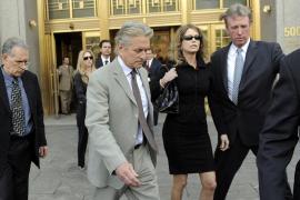 Diandra Douglas demanda a su ex por los ingresos de Wall Street 2