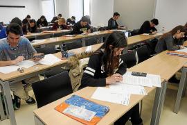 El número de alumnos aumenta en un 7,4% en la sede de la UIB de Eivissa