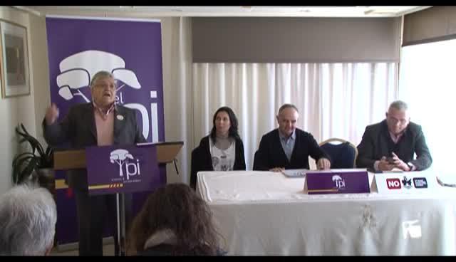 VÍDEO: Carmen Tur y Joan Torres, candidatos del PI-Eivissa al Parlament y al Consell