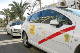 El Ayuntamiento de Santa Eulària tramita seis nuevas licencias de taxi