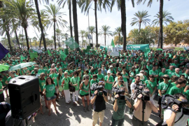 La Assemblea de Docents pide «velar por el derecho de huelga» de los alumnos
