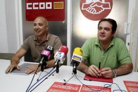 CCOO denuncia que algunos empresarios de hostelería se están aprovechando de la crisis
