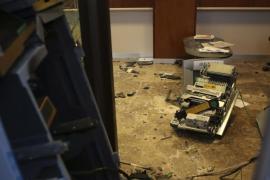 Estalla un artefacto explosivo en un cajero en Tui (Pontevedra)
