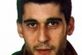 Detenido en Roma el etarra García Preciado, huido tras una condena de 16 años