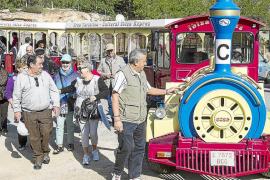 Las Pitiüses arrancan el año con un aumento del 61% en el gasto turístico