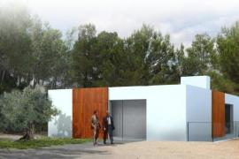El crematorio de Santa Eulària estará listo a partir de octubre
