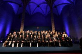 El Govern entrega la Medalla d'Or y los Premis Ramon Llull 2015