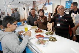 VÍDEO: Degustando manjares en la Feria de 'Sabors del Camp i de la Mar'