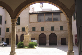 Palacio episcopal de Selva