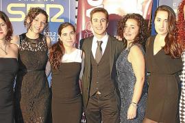Noche de Oscars y alfombra roja en el CESAG