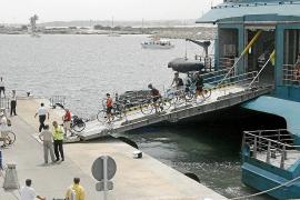 Baleària recupera la ruta entre Dénia  y Formentera