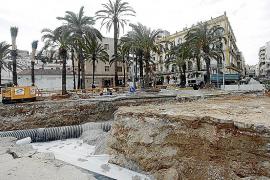 Los arquitectos retoman la idea de denunciar a la APB por las obras de la fachada marítima