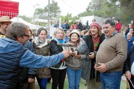 VÍDEO: Arte y tradición en la XIV edición de la Olimpiada Pagesa de La Mola