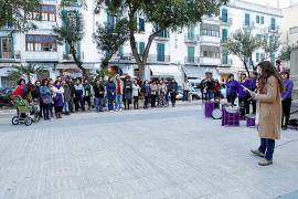 Eivissa celebra el Día de la Mujer con diversos actos que reivindican la igualdad