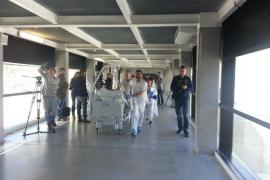 El nuevo Hospital Can Misses realiza su primera operación de urgencia