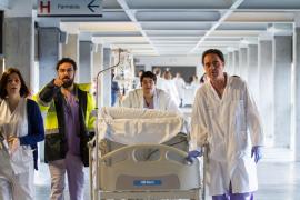 Las Urgencias del nuevo Hospital de Can Misses atienden a su primer paciente a las 8.30 horas