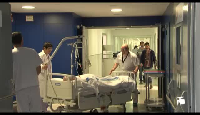 VÍDEO: Can Misses traslada a todos sus pacientes al nuevo hospital