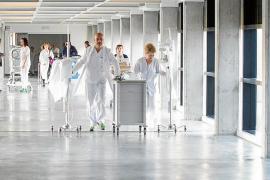 El nuevo Can Misses inaugura el área de hospitalización con el traslado de 144 pacientes