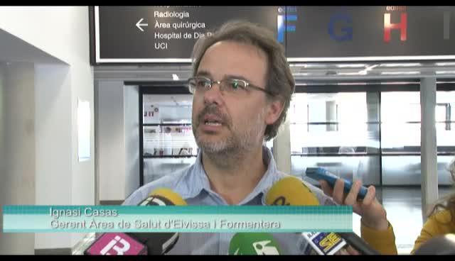 """VÍDEO. Ignasi Casas: """"Todo ha ido según lo previsto. Estamos contentos"""""""
