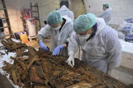 Creen haber hallado los restos de Miguel de Cervantes y su esposa
