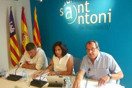 Sant Antoni inicia la municipalización de la red de agua que abastece a la zona norte