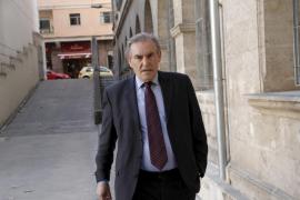 Pinal se niega a declarar sobre su presunta relación con la sede del PP en Palma