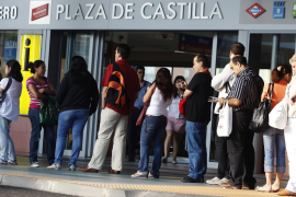 Aguirre denuncia que la huelga del metro es una «maniobra política» contra ella