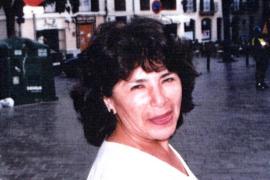 Sin noticias de María Elena Salcedo desde el 1 de diciembre