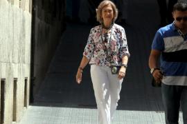 La reina Sofía recogerá en Palma el Premio Popular de Honor