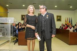 Sant Josep rinde homenaje al ceramista 'Toniet' y a los arqueros de Es Cubells