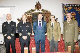 """Exposición """"Misión: Atalanta"""" en el Centro de Historia y Cultura Militar"""