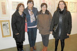 Exposición fArt dedicada a la mujer en Can Planes