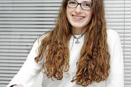 María Gordillo: «Leer es genial porque me puedo meter en la piel de otros personajes y vivir situaciones increíbles»