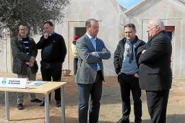 El Cementeri Vell de Sant Francesc se abre al público