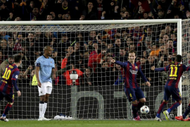 El Barcelona se clasifica para cuartos de final por octavo año consecutivo