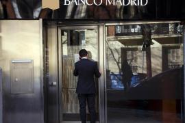 Banco Madrid será liquidado y los clientes recibirán un máximo de 100.000 euros