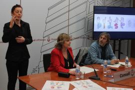 El Consell d'Eivissa pondrá un intérprete para ayudar a los discapacitados auditivos