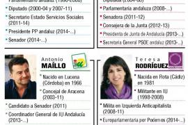 Un total de 6.496.685 electores están convocados a votar en Andalucía