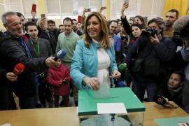 Las elecciones andaluzas en imágenes
